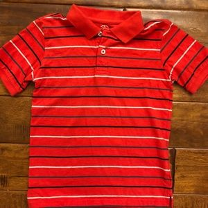 Faded Glory Shirts & Tops - Boys red striped polo